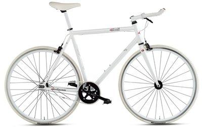 Single speed cykel