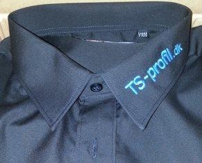 6354c229 Skjorter med logo på flippen - Amino.dk