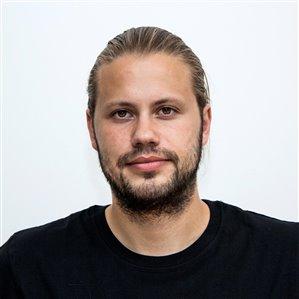 Rasmus Madsen fra Dinero