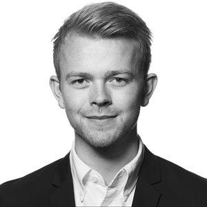 Erik Holflod Jeppesen fra Grafikr ApS
