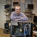 Freelancer Jacob Hesselbjerg Sørensen