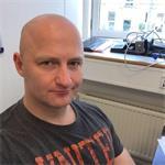 Freelancer Klaus Hessellund