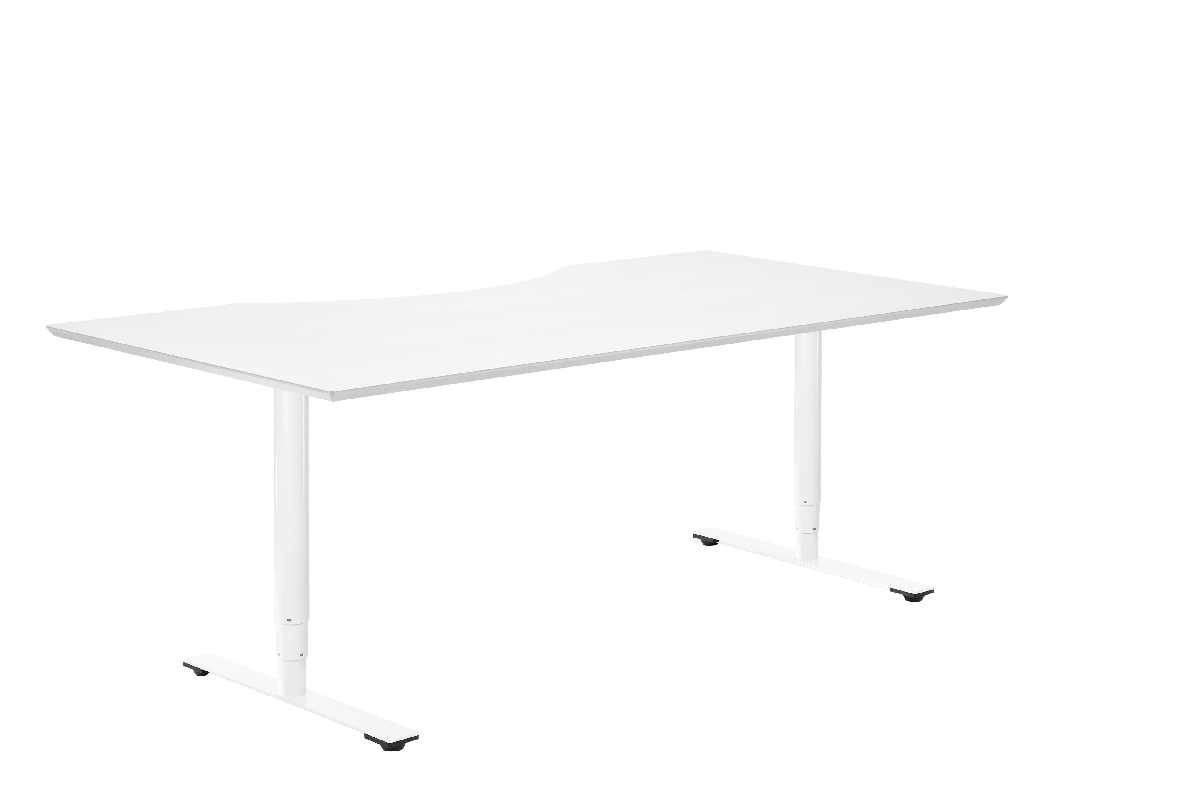 hvidt skrivebord ikea
