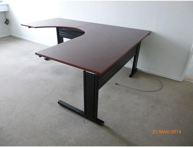 Hæve sænkebord billig